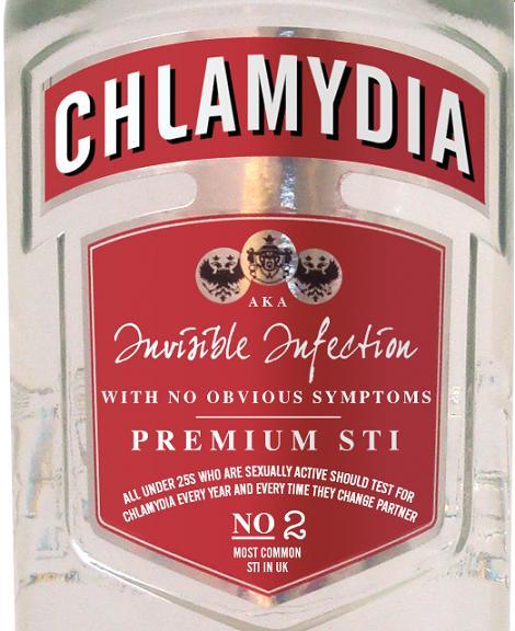 Clamydia-drink