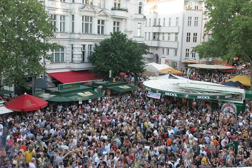 ... at 07:34 in Gay Berlin Listings, Strassenfest - Street party | Permalink